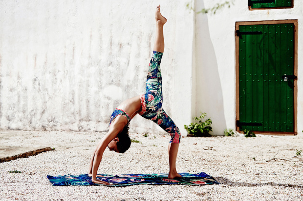 "EXOTIC Fashion ""YOGA PASSION"""